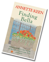 Photo of Finding Bella novel cover