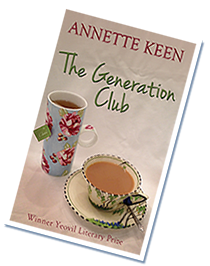 Photo of The Generation Club book cover